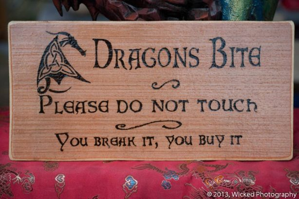 DragonsBiteSign